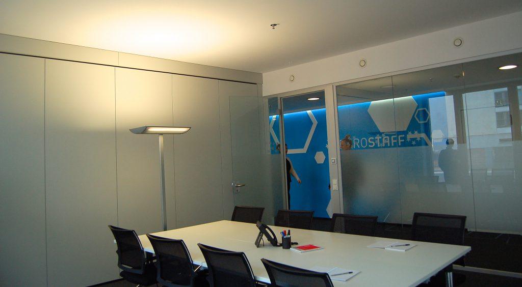 Konferenzraum: Projekt ALLTEC Bürokonzept