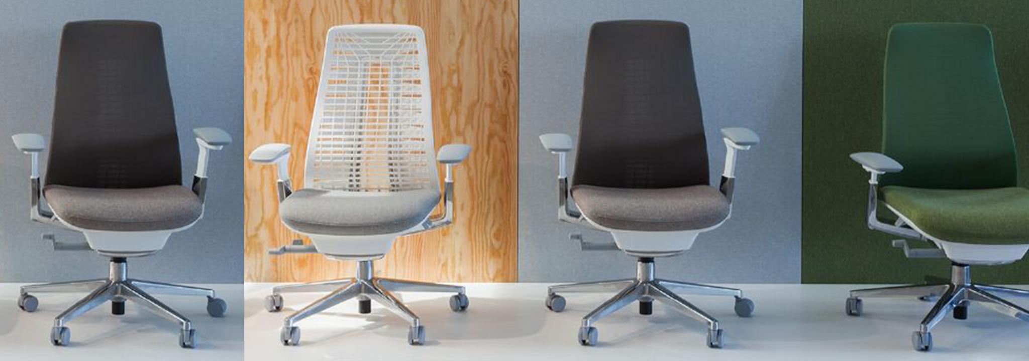 Ergonomische Bürostühle und Drehstühle - ALLTEC Bürokonzept